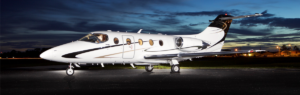 hawker 400XP private jet rental