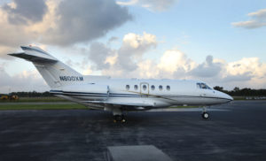 how to charter a private jet florida